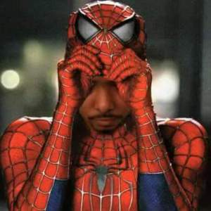 DChamp loved Spider Man